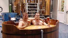 สปาเบียร์ เปิดใหม่ที่ประเทศไอซ์แลนด์ นักดื่มตัวยงต้องไม่พลาด!!