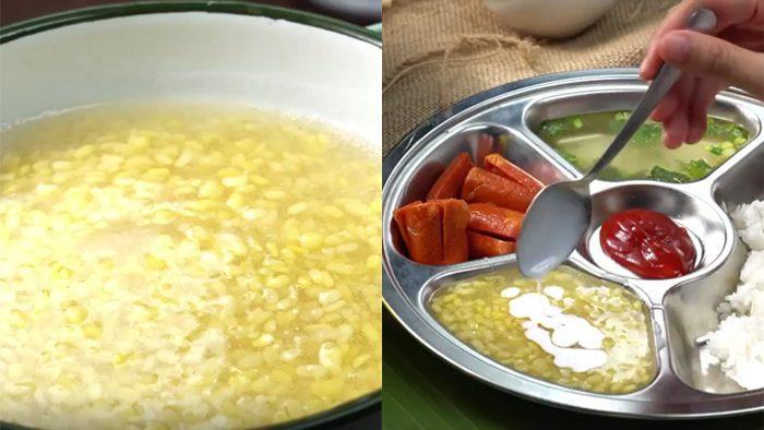 วิธีทำ เต้าส่วน เมนูขนมไทยที่คุ้นเคยในวัยเด็ก หวานอร่อย