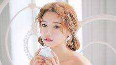 การแต่งหน้าแบบสาวเกาหลี