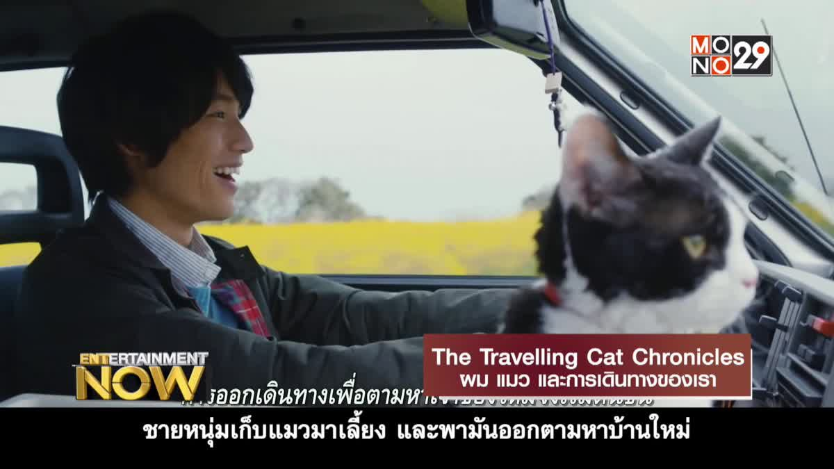 Movie Review : The Travelling Cat Chronicles ผม แมว และการเดินทางของเรา