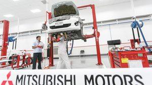 Mitsubishi Motors จัดแข่งขันทักษะรถยนต์ Mitsubishi ผนึกกำลังผู้จำหน่ายมุ่งยกระดับความพึงพอใจลูกค้า
