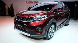 ยอดจอง Honda WR-V ทะลุ  7,000 คันหลังเปิดตัวแล้วที่ อินเดีย