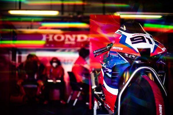 Honda WSBK 2021