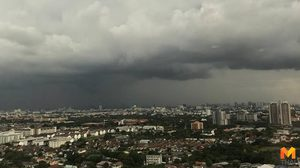อุตุฯ เตือน!! อีสาน ตะวันออก และภาคใต้ฝั่งตะวันตก มีฝนตกหนัก