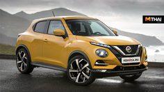 2020 Nissan Juke เรนเดอร์ใหม่ หน้าเท่คมขึ้น ไฟท้ายปรับใหม่