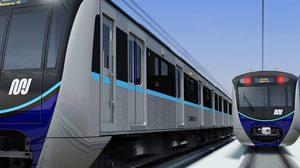 อินโดนีเซียเปิดให้ประชาชนลองนั่งรถไฟใต้ดินหรือระบบขนส่งมวลชนเร็วครั้งแรก