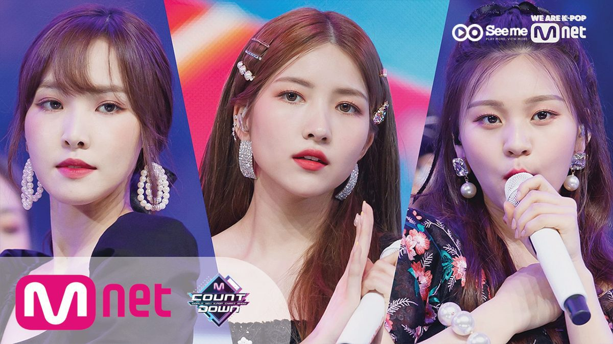 [GFRIEND - FLOWER] Comeback Stage | M COUNTDOWN 190704 EP.626