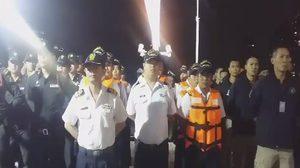 ตำรวจท่องเที่ยวเตรียมพร้อม รปภ. ดูแลนักท่องเที่ยว ช่วงลอยกระทงเต็มที่