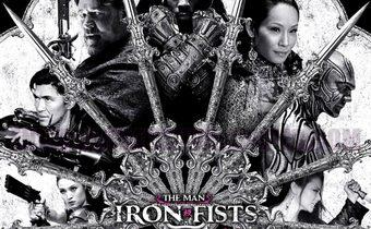 The Man with the Iron Fists ภาพยนตร์กำลังภายในกลิ่นอายตะวันตก