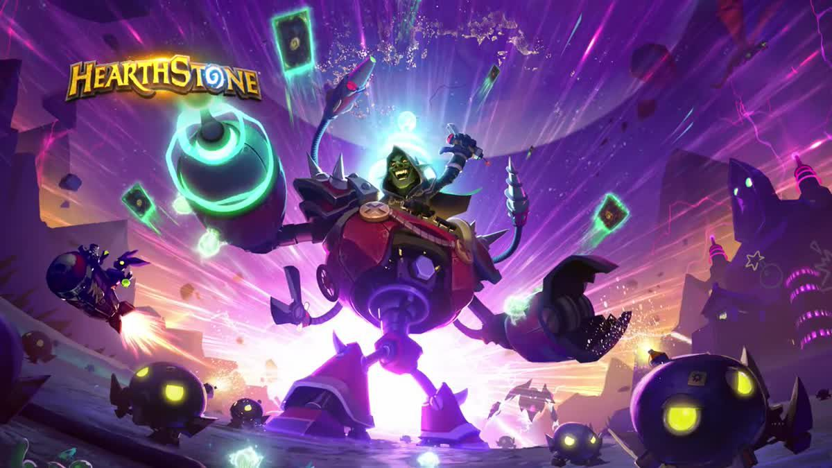 [ตัวอย่างเกม] Hearthstone The Boomsday Project