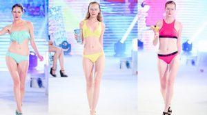 Fashion Freezta แฟชั่นโชว์ ชุดว่ายน้ำ คลายร้อนแน่ แค่ได้ชม ^ ^