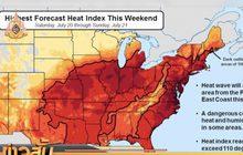 คลื่นความร้อนเริ่มแผ่ปกคลุมสหรัฐ-แคนาดา