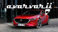 Mazda 3 ปี 2019 สีแดง รุ่นปรับโฉม มาพร้อมกับเครื่องยนต์ขนาด 2.0 ลิตร