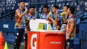 """ครั้งแรกในประเทศไทย ซันโทรี่ เป๊ปซี่โค ส่ง """"เกเตอเรด"""" ร่วมสนับสนุนสโมสรฟุตบอลไทย จับมือเป็นพันธมิตรกับ """"บุรีรัมย์ ยูไนเต็ด"""" อย่างเป็นทางการ"""