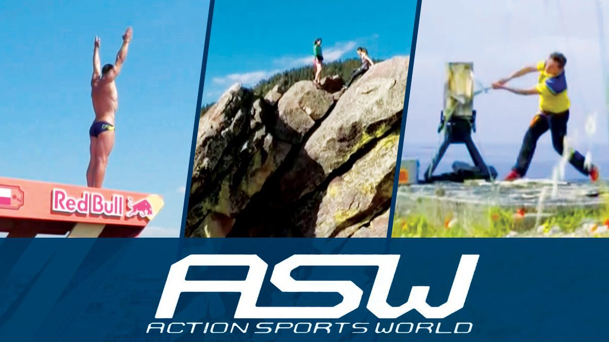รายการ Action Sports World Season18 | EP.27 [FULL]