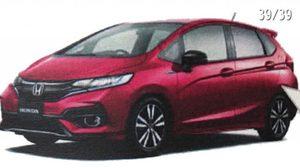 2017 Honda Jazz ว่าที่รถยนต์แฮทช์แบคโฉมใหม่ พร้อมขายมิ.ย.นี้ที่ญี่ปุ่น