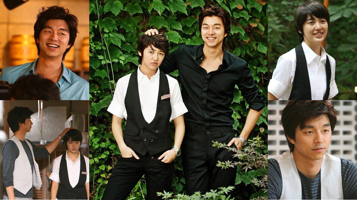 ย้อนวันวานไปกับ กงยู-ยุนอึนฮเย ในซีรีส์ Coffee Prince รักวุ่นวายฉบับเจ้าชาย