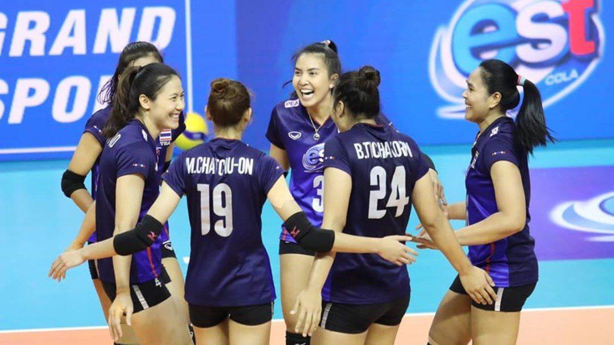 ทัพตบสาวไทย ถล่ม ออสซี่ 3-0 เซตลิ่วตัดเชือกคัดโอลิมปิก 2020