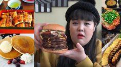 """มาส่องเมนูของ """"ซูบิน"""" เน็ตไอดอลสาวอวบชาวเกาหลี ไม่ว่าเธอจะกินอะไรก็อร่อย"""
