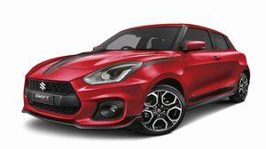 Suzuki Swift Sport Red Devil ลิมิเตด อิดิชั่น 100คัน เฉพาะที่ ออสเตรเลีย