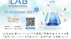 VNU Asia Pacific กระตุ้นตลาดเครื่องมือห้องปฏิบัติการทางวิทยาศาสตร์ส่งท้ายปีกับงาน Thailand LAB & FutureCHEM INTERNATIONAL 2021 ผ่านระบบออนไลน์เต็มรูปแบบ!!