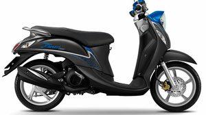 Yamaha FINO 125 ปี 2018 ใหม่ รองรับน้ำมัน E85 พร้อมยัดเทคโนโลยีที่ล้ำสมัย