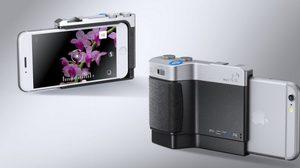 เจ๋งเวอร์!! เปลี่ยน iPhone ธรรมดาให้ถือถ่ายรูปได้เหมือนกล้อง DSLR