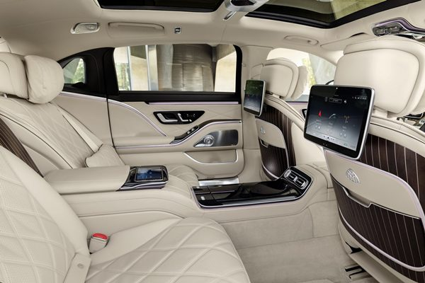 Mercedes-Maybach S680 4MATIC