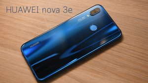 หัวเว่ย เปิดตัว HUAWEI nova 3e สมาร์ทโฟนเพื่อการเซลฟี่สวยอย่างเป็นธรรมชาติในราคา 10,990 บาท