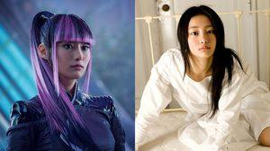 Shiori Kutsuna คนนี้ไง ที่เล่นเป็น Yukio ใน Deadpool 2