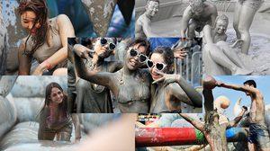 ชมภาพความมันส์ของ เทศกาลโคลน Boryeong Mud Festival ในเกาหลีใต้