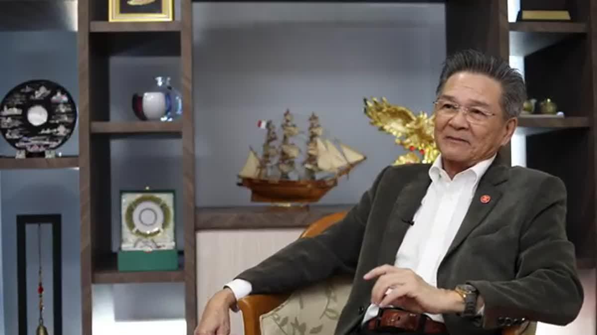 ส่งท้ายการทำหน้าที่ประธานอาเซียนของไทยในปี พ.ศ. 2562 ด้วยสัมภาษณ์พิเศษ คุณ อรินทร์ จิรา