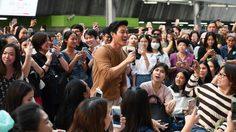 ตู่ ภพธร จัดเต็มเปิดมินิคอนเสิร์ตกลางกรุง นำทีมอยากให้คนไทยมีเหงือกแข็งแรง