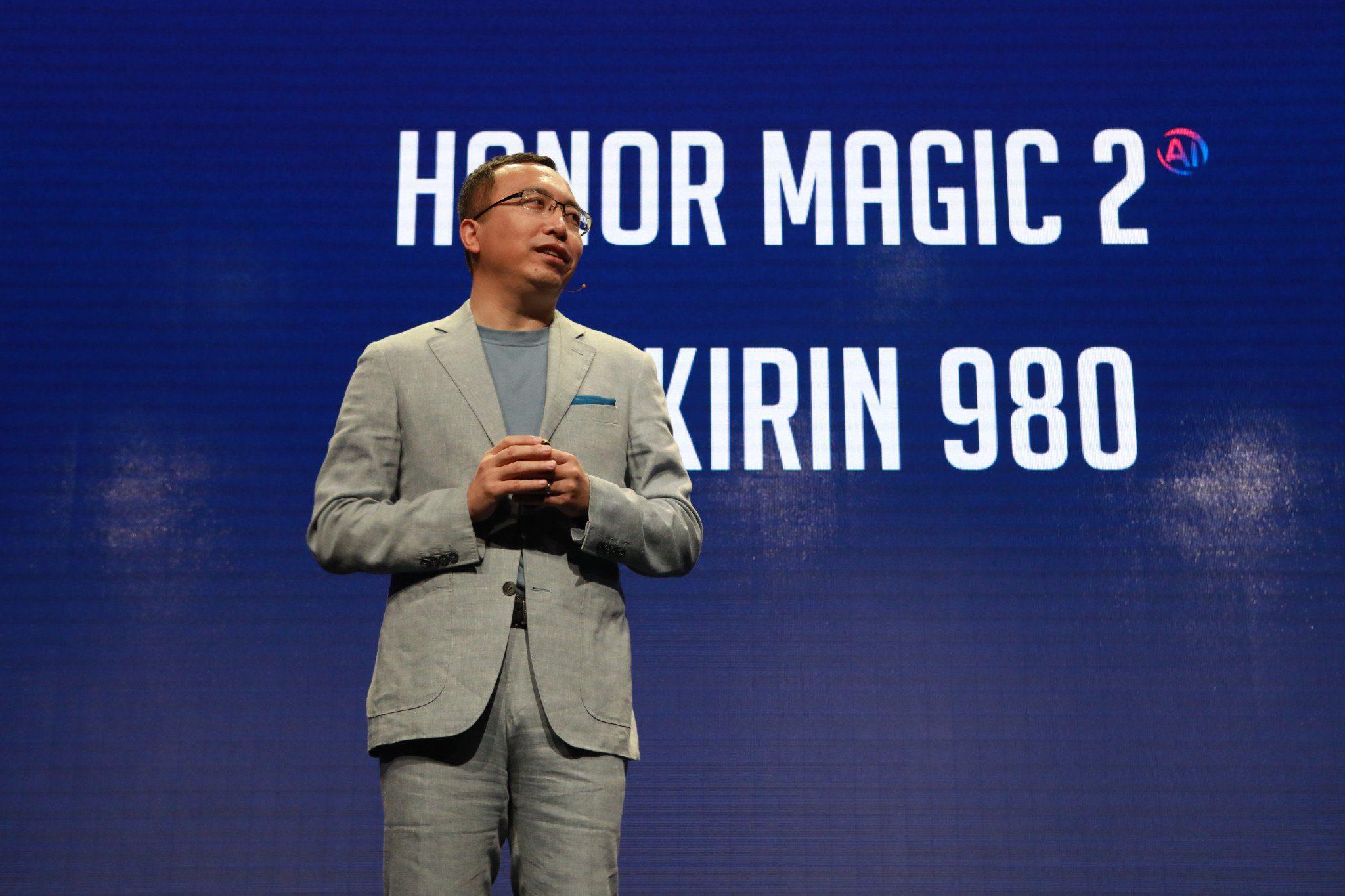 Honor Magic 2 Kirin 980