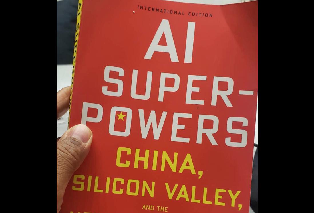 ชัชชาติ ชวนอ่านหนังสือ AI Superpowers ชี้เป็นทางรอด เข้าใจอนาคตมากขึ้น