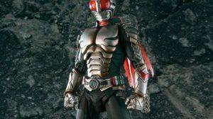 S.I.C Kamen Rider Super 1 ดุดัน สมจริง