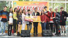 Hanami School Tour 2019 With MONO Music แทคทีมพระเอกฮอต มีน พีรวิชญ์