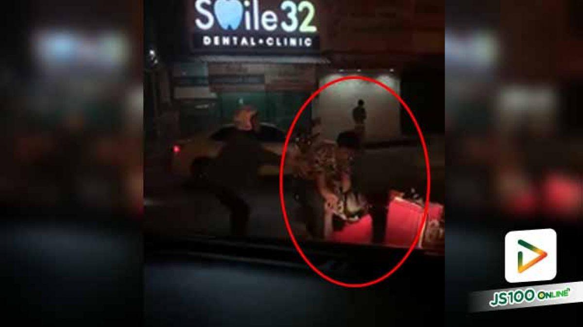 จับได้แล้ว!! ชายขี้เมาหัวร้อน ทำร้ายหนุ่มฟู้ดแพนด้ากลางถนน รับทำไปเพราะอารมณ์ชั่ววูบ (05/02/2020)