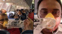 ผู้โดยสาร Jet Airways ถึงขั้นเลือดตกยางออก เพราะลูกเรือลืมกดสวิตช์ปรับความดันอากาศ
