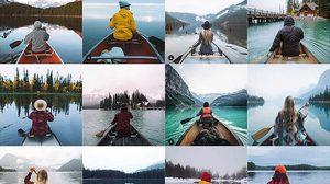 16 ภาพถ่ายท่องเที่ยว จาก instagram เทรนด์เดียวกัน แต่สวยงามต่างกัน