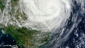 "Weather Warning ""Tropical Cyclone MUJIGAE"""