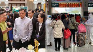 อนุทิน เล็งยกเลิก Visa on arrival นทท.จีน คุมไวรัสโคโรนา