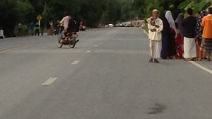 คนร้ายลอบวางระเบิด ทหารสายบุรีปัตตานี พลีชีพแล้ว 4 นาย เจ็บ 5 นาย