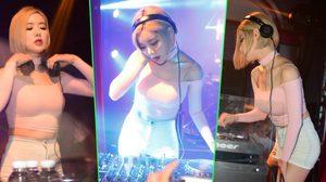 DJ.Soda กับปาร์ตี้ส่วนตัวในไทย น่ารัก เหมือนเคย