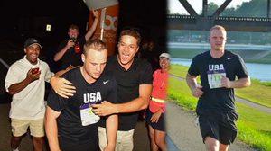 ลิ้นห้อย!! บทลงโทษของคนที่เล่นเกมส์แพ้ ต้องลงวิ่งแข่ง มาราธอน ระยะทาง 42 กิโลเมตร