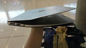 สายการบินแจงดราม่า ! กระเป๋าผู้โดยสาร ถึงปลายทางพังยับ