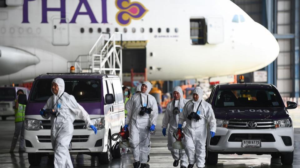 การบินไทย ออกมาตรการป้องกันไวรัสโคโรนา เพิ่มความมั่นใจ นทท.