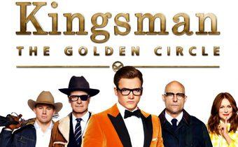Kingsman: The Golden Circle คิงส์แมน รวมพลังโคตรพยัคฆ์
