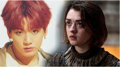 """อาร์ย่า แห่ง """"Game of Thrones"""" เป็นแฟนคลับของบอยแบนด์เกาหลี วง BTS!"""