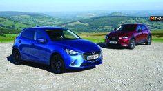 Mazda เปิดตัว Mazda2 และ CX-3 รุ่นพิเศษ Black+ Edition ที่สหราชอาณาจักร